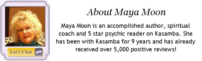 About Maya Moon