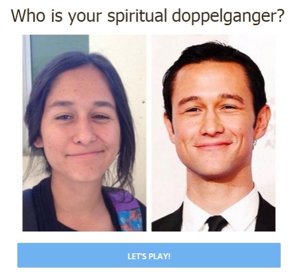 Spiritual Doppelganger