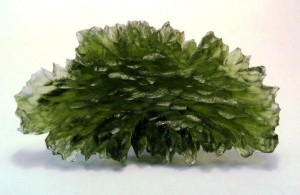 The powerful of energy of Moldavite and letting go -